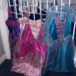 Princess costumes - various sizes for Sale in Norwalk, CA
