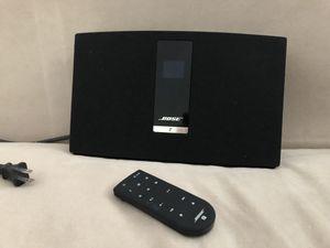 Bose sound touch 20 speaker for Sale in Santa Monica, CA