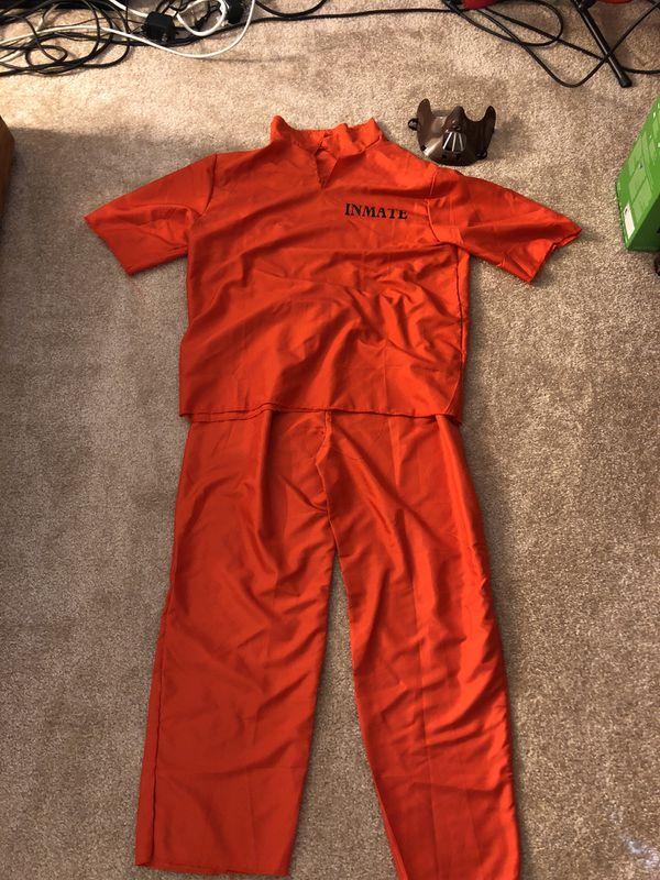 Prisoner / Hannibal Halloween costume