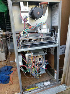 Rheem 4 ton full sistem 410 a freon for Sale in Woodstock, GA