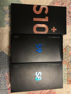 3 Galaxy S10/9/8 W/ 4 iPhone Much More for Sale in Fairfield, CA