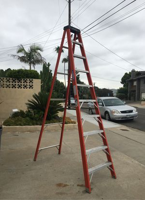 Werner 10ft ladder hardly used for Sale in San Diego, CA