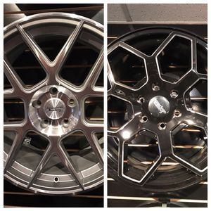 American racing Wheels In Stock! Available! for Sale in Chicago, IL