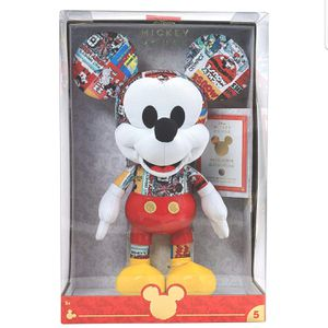 Disney Limited-Edition Movie Star Mickey Mouse Plush for Sale in Cypress, CA