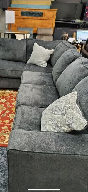 Ashley sectional new couch in stock limited edition for Sale in Dallas, TX