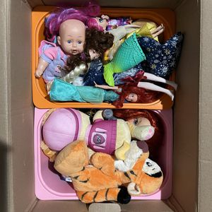 Dolls & Various Girl Toys for Sale in Hollywood, FL