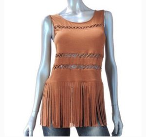 Rock and Republican boho fringe top for Sale in Hillsboro, OR