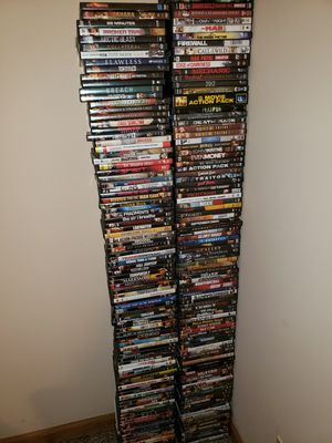 Dvd's whole collection for Sale in Frankford, MO