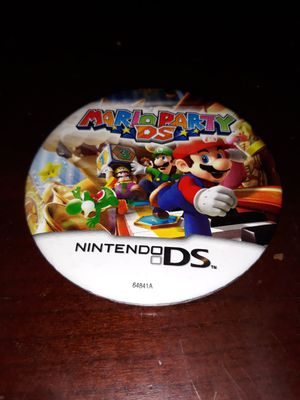 Mario Party DS Promo Button for Sale in Austin, TX