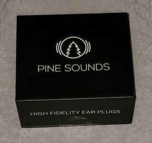 Pine Sounds Reverbs High Fidelity Ear Plugs - NEW - for Sale in Gilbert, AZ