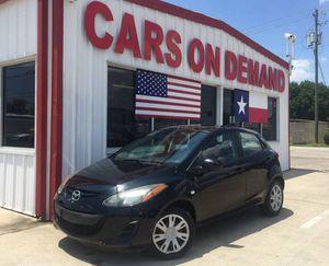 2012 Mazda 2 Hatchback for Sale in Pasadena, TX