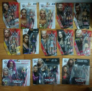 Wwe 19 figures for Sale in Lake Grove, NY