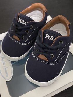 Polo Shoes Infant Size 3 - New for Sale in Queens,  NY
