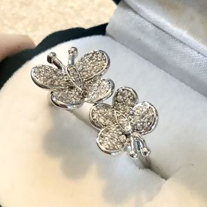 NEW 925 Sterling Silver Butterfly Ring - Size 9 for Sale in Jefferson City, MO