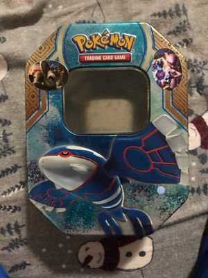 Pokemon tin for Sale in Moorpark, CA