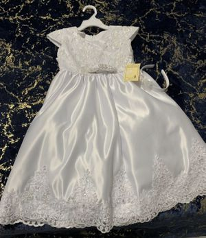 Dress- baptism, wedding or other event for Sale in Jacksonville, FL