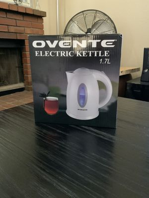 New Ovente Electric Kettle for Sale in Las Vegas, NV