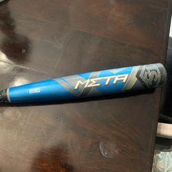 Louisville Meta 32/29 Bbcor baseball Bat for Sale in Coronado,  CA