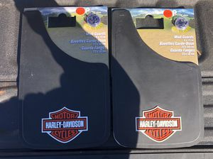 Harley Davidson Mud Flaps for Sale in Lindenhurst, NY