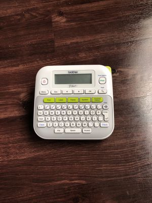Label printer brother p-touch for Sale in Alexandria, VA