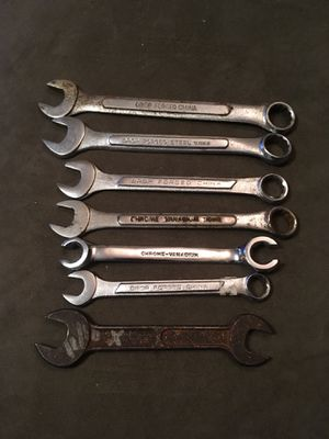 Assorted wrench's for Sale in Staunton, VA
