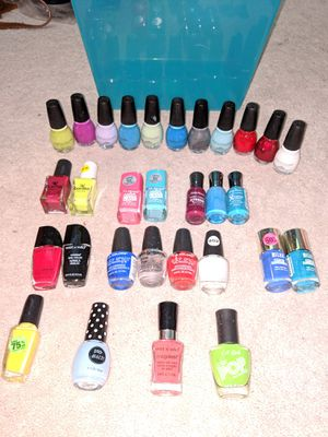 Nail polish for Sale in Frederick, MD
