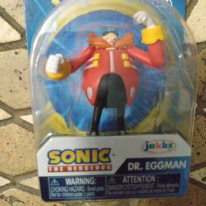 Brand New Sonic Dr. Eggman Figure Unopened for Sale in Belle Isle, FL