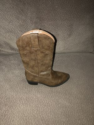 Girls cowboy boots for Sale in Houston, TX