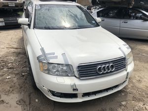 2003 AUDI A4 PARTS for Sale in Houston, TX