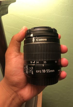 Canon Wide Angle Lens With Sony EMount Adapter for Sale in Phoenix, AZ