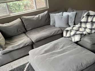 5 Piece Modular Sectional for Sale in Everett,  WA