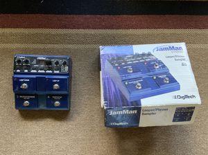 Digitech JamMan Looper / Phrase sampler for Sale in Boca Raton, FL