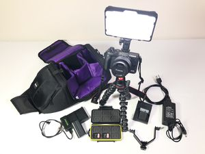 ***$850 Complete Canon EOS M6 Photography Rig *** for Sale in Chandler, AZ