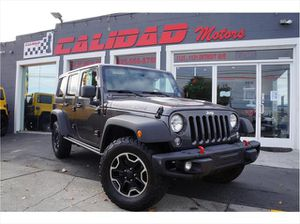 2016 Jeep Wrangler Unlimited for Sale in Concord, CA