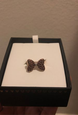 New Minnie diamond ring from zales for Sale in Perris, CA