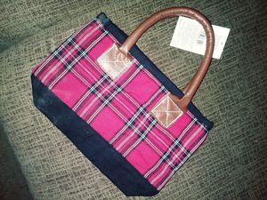 Plaid bag set (2) for Sale in Atlanta, GA