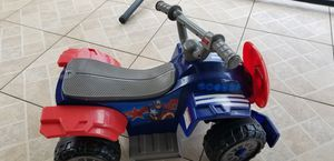 Captain America four wheeler for Sale in Fort Lauderdale, FL