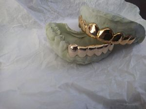 Custom real gold grillz for Sale in North Providence, RI