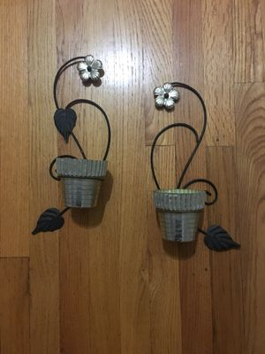 Vintage Wall Plant Holder for Sale in Chicago, IL