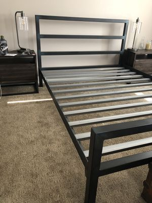 Room & Board Parsons Queen Bed Frame for Sale in Denver, CO