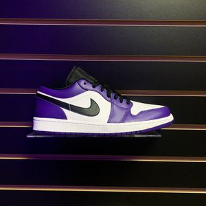 "Jordan 1 Lows ""court Purple"" for Sale in Durham, NC"