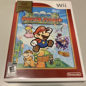 Super Paper Mario for Sale in Rancho Cucamonga, CA