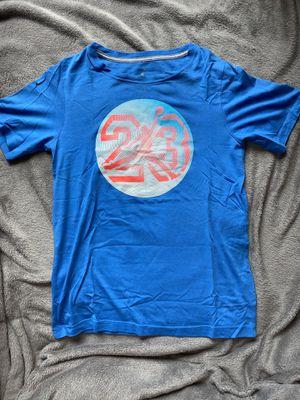 Jordan Hologram Theme Grade School T Shirt Sz Medium eo for Sale in The Bronx, NY