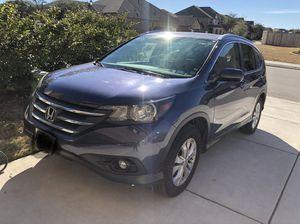 Honda crv 2012 EX-L, 122 k for Sale in San Antonio, TX