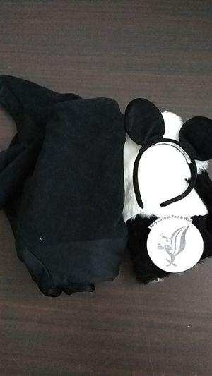 Pepe la pew skunk halloween costume for Sale in Washington, DC