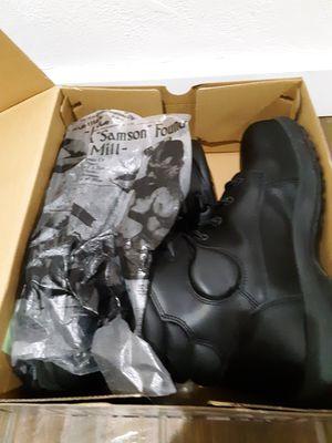 Steel toe boots mens work size 13$65 for Sale in Phoenix, AZ