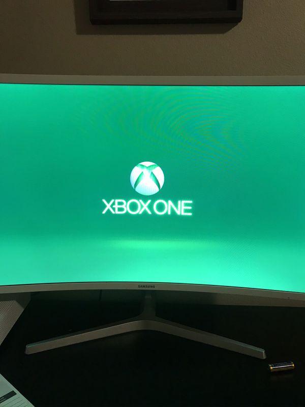 32ich curve screen monitor