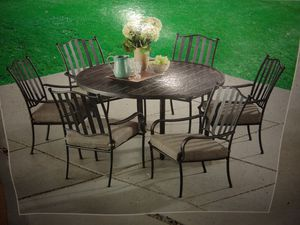 Outdoor Patio Furniture Table Chairs for Sale in Baytown, TX
