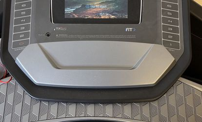 NordicTrack treadmill IFit compatible (barely Used) for Sale in San Bernardino,  CA