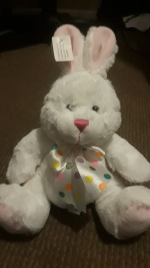 Bunny. Perfect to put in your kids Easter basket. Stuffed animal. for Sale in Los Angeles, CA